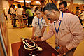 Hacking Space Participants Visit Science and Technology Heritage of India Gallery - Science Exploration Hall - Science City - Kolkata 2016-03-29 3110.JPG