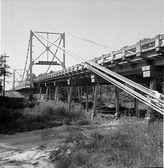 Hal W. Adams Bridge - Image: Hal Adams Bridge 1981 n 029640