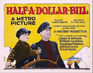 Half-A-Dollar-Bill - Lobby card
