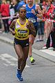 Halima Hassen Beriso Stockholm Marathon 2013 01.jpg