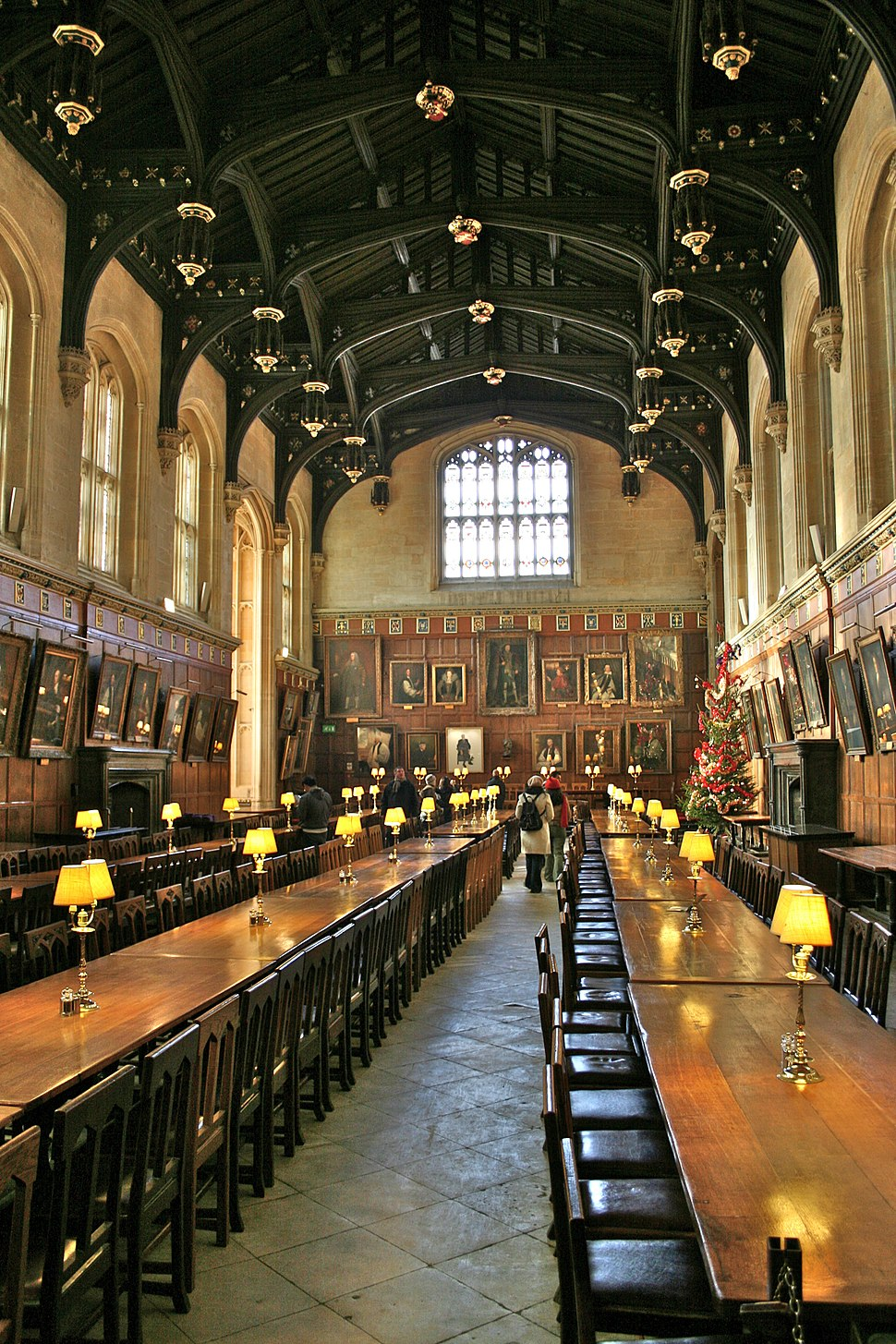 Hall of Christ Church, Oxford