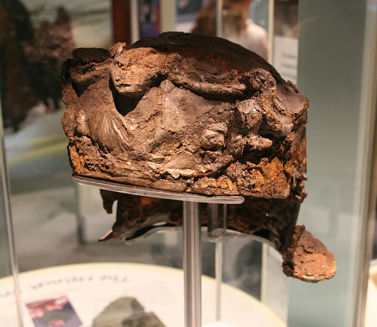 Hallaton Helmet Wikipedia