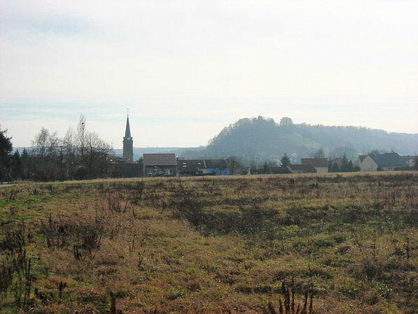 Communes of moselle for Haute kontz moselle
