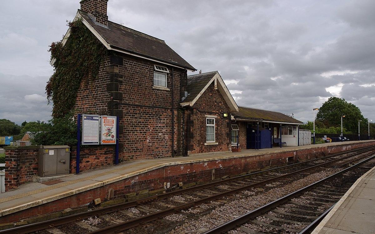 hammerton railway station