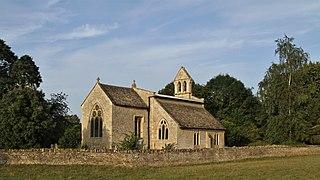 Hampton Poyle Human settlement in England