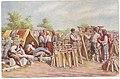 Hans Aescher - Targ de cruci - Cross fair - Romanian crosses.jpg