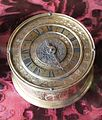 Hans Kirsch c 1610 table clock for Christian IV of Denmrk IMG 5835.jpg