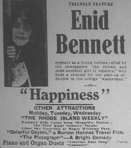 happiness film 1917 wikipedia