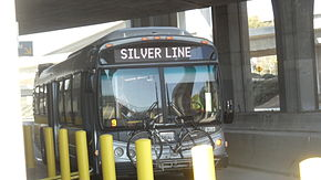 Harbor Freeway Metro Green & Silver Lines Station- Picture 6.JPG