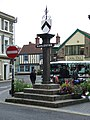 Harleston Town Sign - geograph.org.uk - 534205.jpg