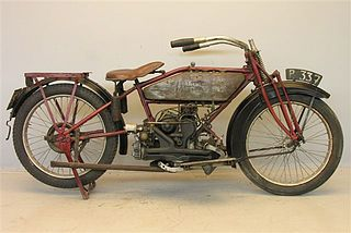 Harley-Davidson Model W