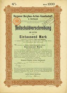 http://upload.wikimedia.org/wikipedia/commons/thumb/3/3f/Harpener_Bergbau-AG_1000_Mk_1905.jpg/220px-Harpener_Bergbau-AG_1000_Mk_1905.jpg