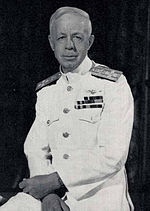 L'amiral Harry Ervin Yarnell.