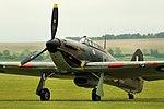 Hawker Hurricane - VE Day Airshow Duxford 2015 (23552726771).jpg