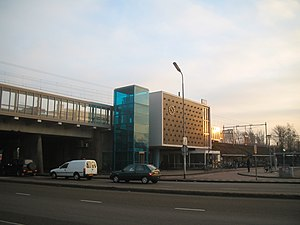 Heemstede-Aerdenhout railway station - Image: Heemstede station