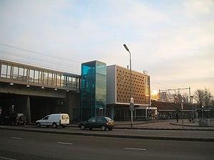 Heemstede - Heemstede-Aerdenhout railway station