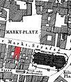 Heilbronn, Patrizierhaus Imlin, Kaiserstraße 30 (überarbeitet nach Archäolog. Stadtkataster Karte 4, Nr. 406+368).jpg