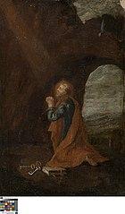 Heilige Petrus in gebed