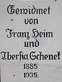 Heim-Schenet kereszt, 1885, tábla, 2019 Etyek.jpg