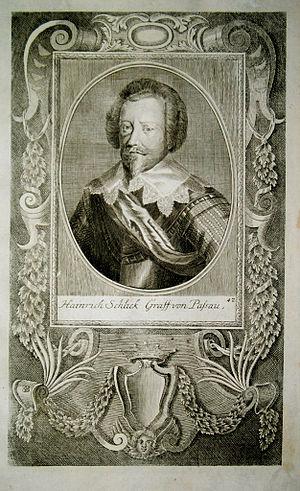 Heinrich von Schlick - Heinrich von Schlick