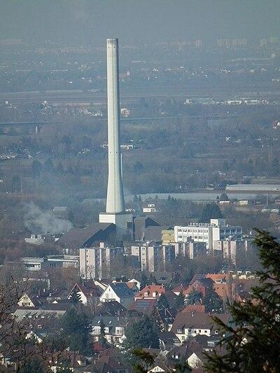 Picture of Heizkraftwerk Heidelberg