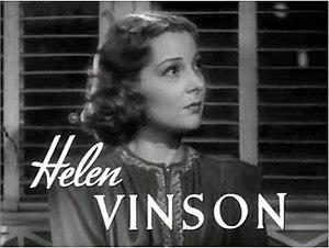 Helen Vinson - in Beyond Tomorrow (1940)