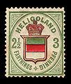 Helgoland 1876 17 Landeswappen mit Krone.jpg