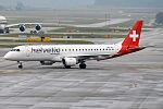 Helvetic Airways, HB-JVL, Embraer ERJ-190LR (31274712432).jpg