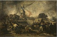 Hendrik Frans Schaefels - The Algeciras at the Battle of Trafalgar.jpg