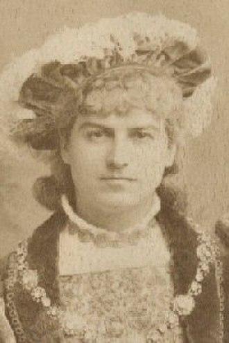 Henry Bracy - Bracy as Hilarion, 1884