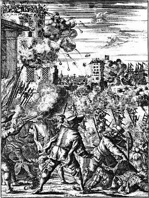 Henry Morgan - Morgan's attack on the Castillo de San Jeronimo, Porto Bello