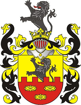 Zaremba coat of arms - Image: Herb Zaremba