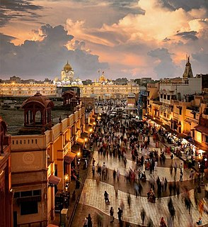 Tourism in Amritsar