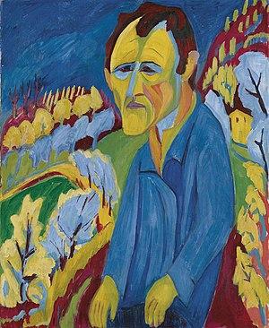 Hermann Scherer - Image: Hermann Scherer by Hermann Scherer (1893 1927)