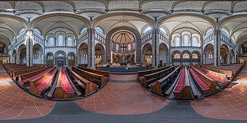 Herz-Jesu-Kirche, Koblenz, 360 degree view 20200624 5.jpg