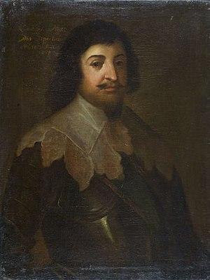 Louis I, Count Palatine of Zweibrücken - Image: Herzog Ludwig I. der Schwarze von Zweibrücken und Veldenz (1423 – 1489)