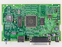 Hewlett-Packard JetDirect 170X - board-0666.jpg