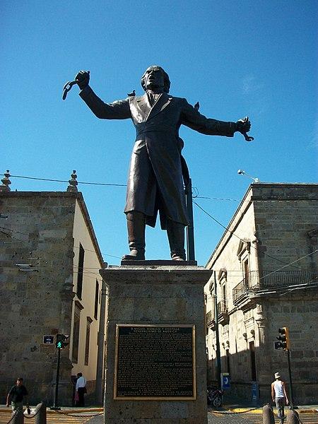 File:Hidalgo aboliendo la esclavitud.JPG