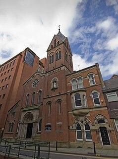 The Hidden Gem church in Manchester, UK