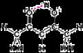 Hidrogeno lotura intramolekularrak.png