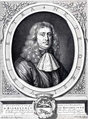 Treaty of Westminster (1654) - Dutch commissioner Hieronymus van Beverningh