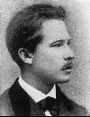 Carl Fredrik Hill - Carl Fredrik Hill as a young student