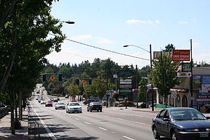 Hillsdale, Portland, Oregon - Image: Hillsdale Portland, Oregon
