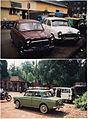 Hindustan Ambassador (Morris Oxford) & Premier Padmini (Fiat 1100 - 103) (16463607441).jpg