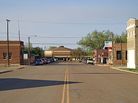 Hinsdale, Montana. Montana Street looking north.jpg