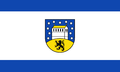 Hissflagge Petersberg (Saalekreis).png