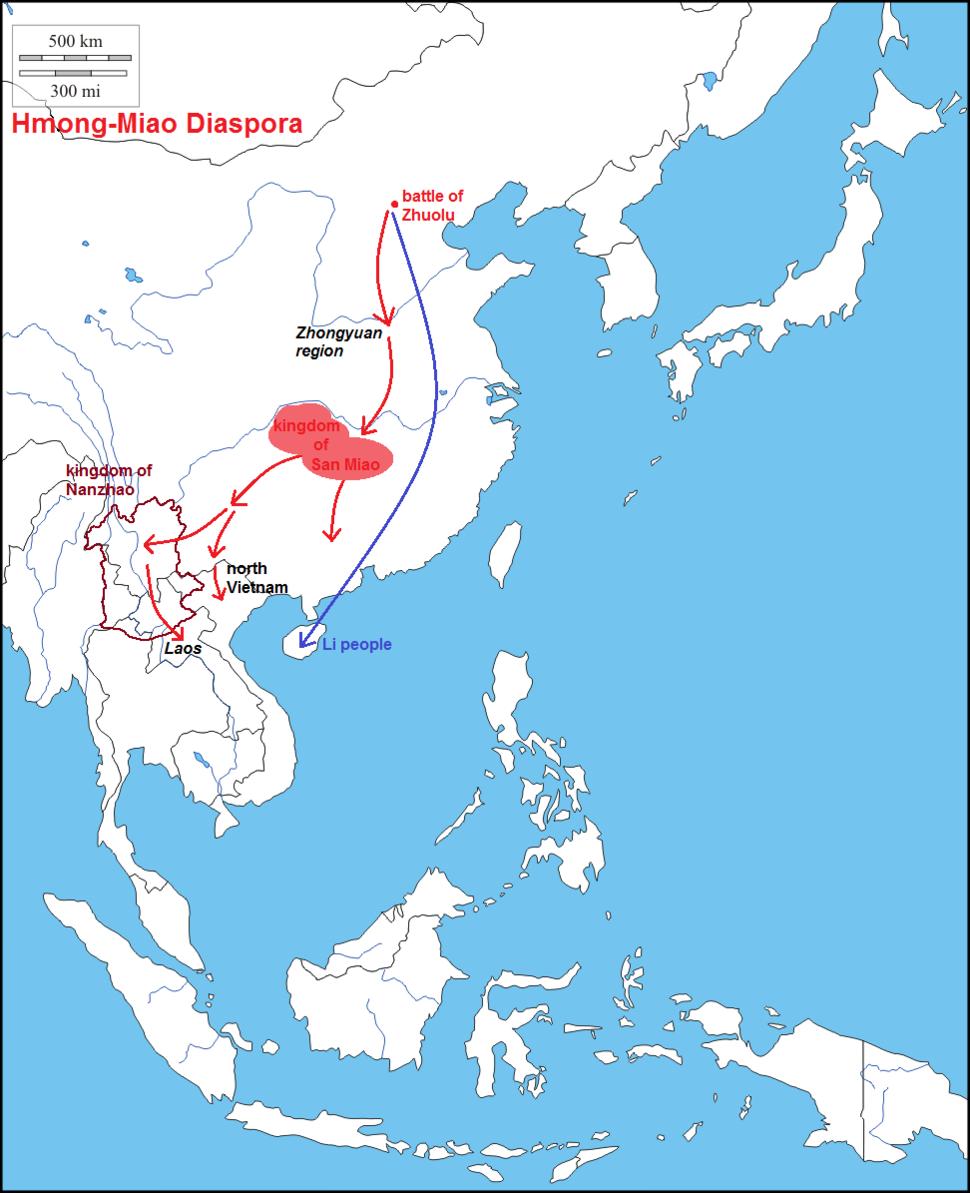 Hmong diaspora