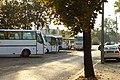 Hnězdno, Pocztowa, autobusy.jpg