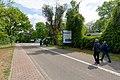 Hockenheimring entrance (Ernst-Wilhelm Sachs Street) 2019 DTM Hockenheim (May).jpg
