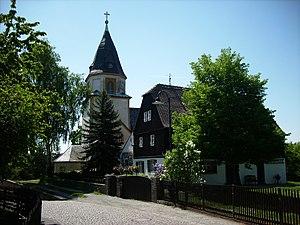 Hohburg - Church